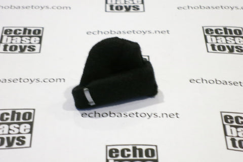 MCC Toys Loose 1/6th Beanie (Black) #MCC4-H020