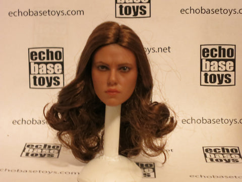 AC PLAY 1/6 Loose Head Sculpt (S. Johansson/B.Widow) #ACP0-HS001