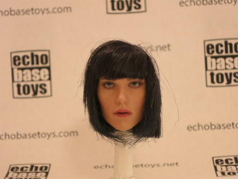 CAT TOYS Loose 1/6 Major Motoko Kusanagi Head Sculpt (S.Johansson,GITS) #CTL4-HS005