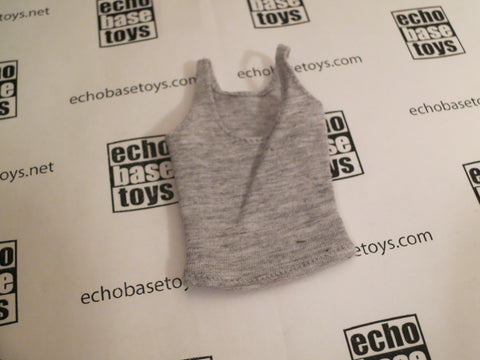 CAT TOYS Loose 1/6 Tank Top Shirt (Gray)(GITS,Female) #CTL4-U001