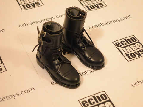 CAT TOYS Loose 1/6 M43 Buckle Boots (Black)(GITS,Female) #CTL4-B100