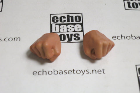 CC Toys Loose 1/6th Scale Hands (Pair,Fists) #CCT4-HD003