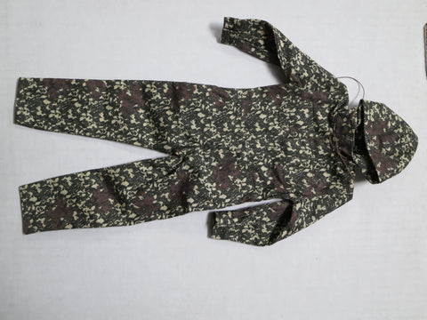 TOYS CITY Loose 1/6 WWII Russian Coveralls (Soviet Fall Leaf Pattern/Amoeba Overprint) #TCL5-U500