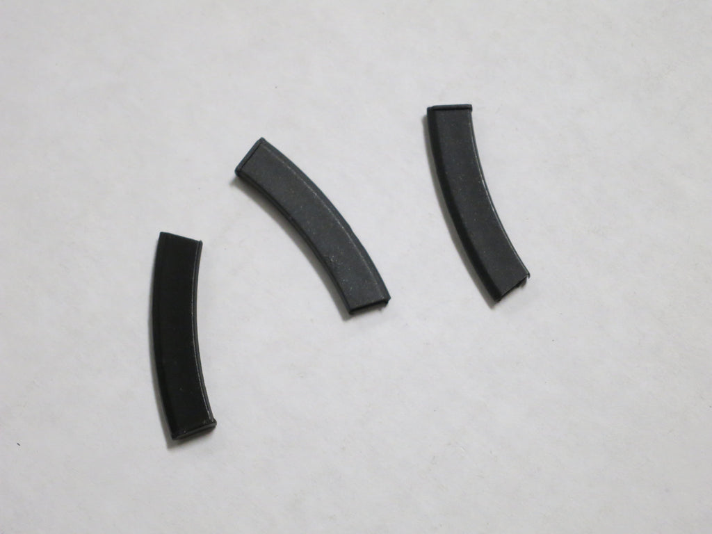 TOYS CITY Loose 1/6 WWII Russian PPSH-43 Magazine (3x) #TCL5-X205