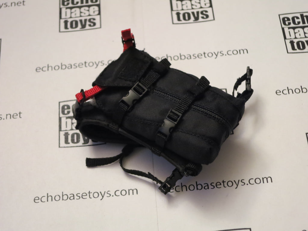 FLAG SET Loose 1/6th Backpack (Black) Modern Era #FSL4-P500