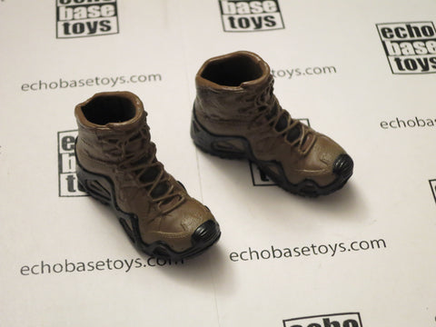 MINI TIMES 1/6th Loose Lowa Zephyr Boots (Pair,Brown) #MIT4-B100