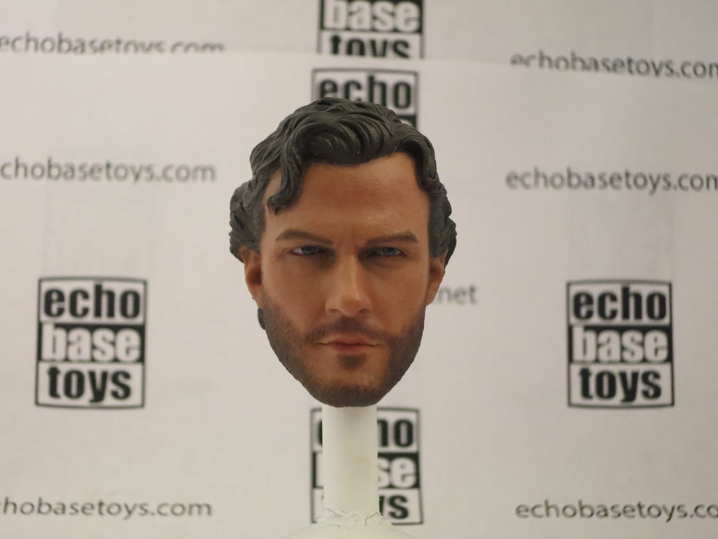 MINI TIMES 1/6th Loose Head Sculpt - M010 #MIT4-HS-M010