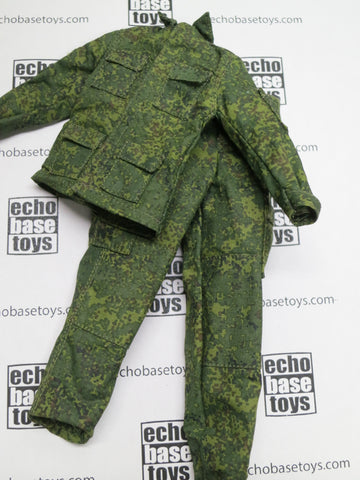 DAM Toys Loose 1/6th Russian BDU (Female,Digital Flora) #DAM5-U120