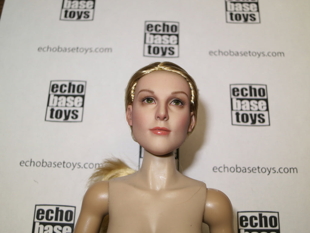 DAM Toys Loose 1/6th Head Sculpt (Natalia) #DAMNB-H78035