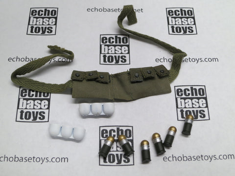 ACE 1/6th Loose Bandolier (M79 40mm Grenade,w/6x M433 Grenade) #ACL6-X800