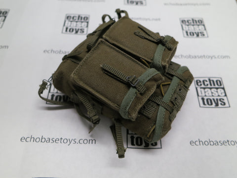 ACE 1/6th Loose Rucksack LW Tropical (ARVN Pack)(OD) #ACL6-P100