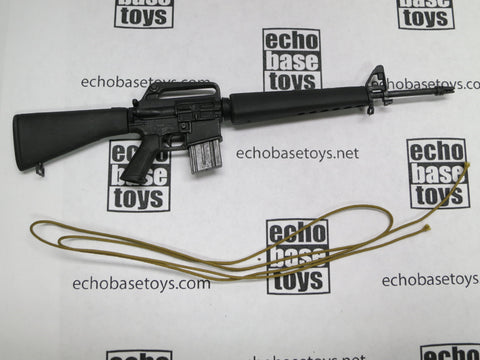 ACE 1/6th Loose XM16E1 Rifle (w/Cord Sling) #ACL6-W100