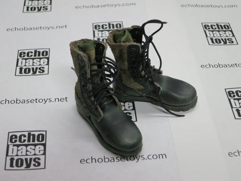 ACE 1/6th Loose Boots (Jungle, Panama Sole,Fabric) #ACL6-B100
