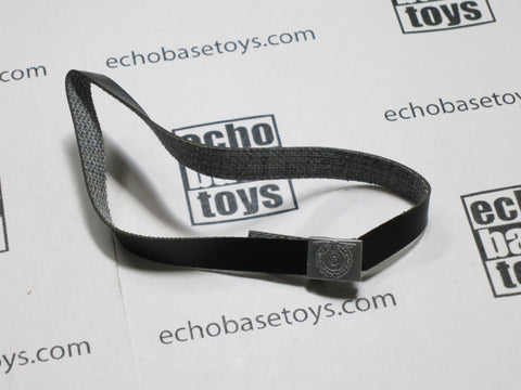 TOYS CITY Loose 1/6 WWII German Belt SS (Black) #TCG1-Y900