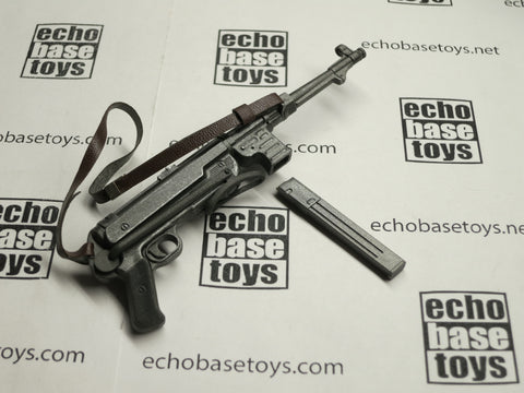 TOYS CITY Loose 1/6 WWII German MP-40 Submachine Gun  #TCG1-W200