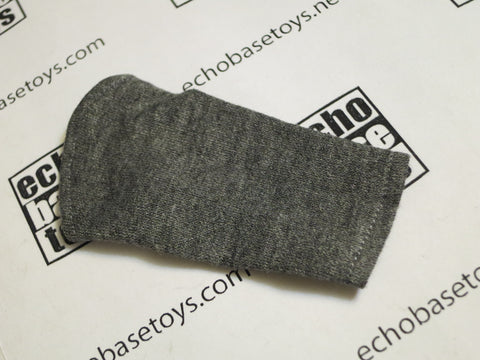 TOYS CITY Loose 1/6 WWII German Toque (Gray,Knit Wool) #TCG1-A750