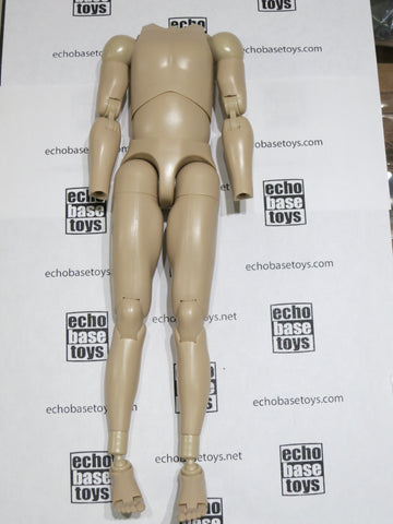 3A Loose 1/6th Body (Pale,NO HEAD,NO HANDS) #3ANB-B001