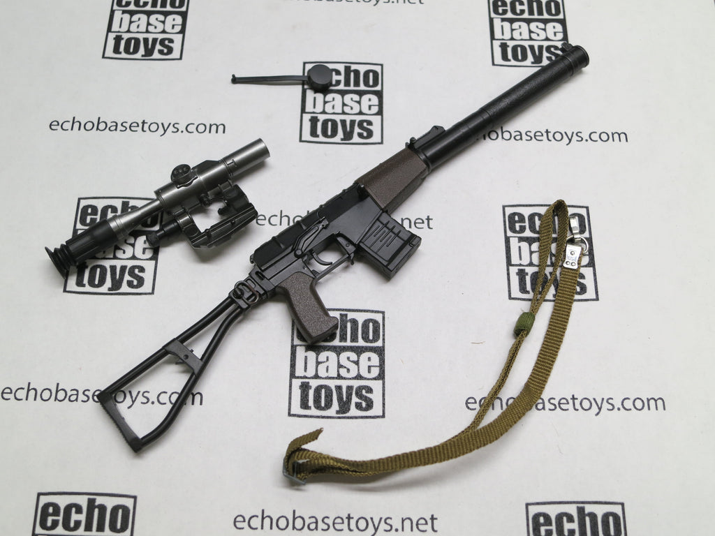 DAM Toys Loose 1/6th AS VAL Assault Rifle #DAM5-W600