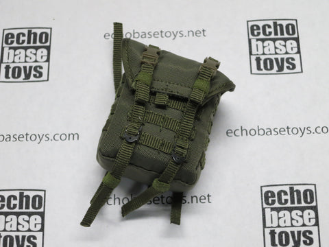 DAM Toys Loose 1/6th Butt Pack (OD,MOLLE) #DAM5-P200