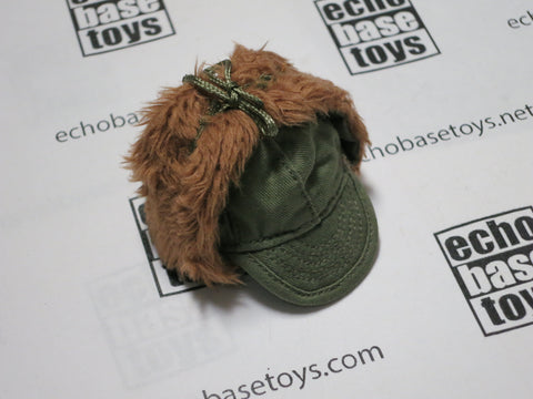 Soldier Story Loose 1/6th WWII USA Winter Fur Hat #SSL3-H500