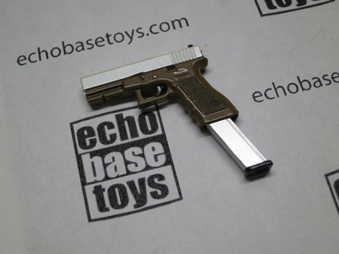 DAM Toys Loose 1/6th G19 Pistol (Coyote Furniture) #DAM4-W033