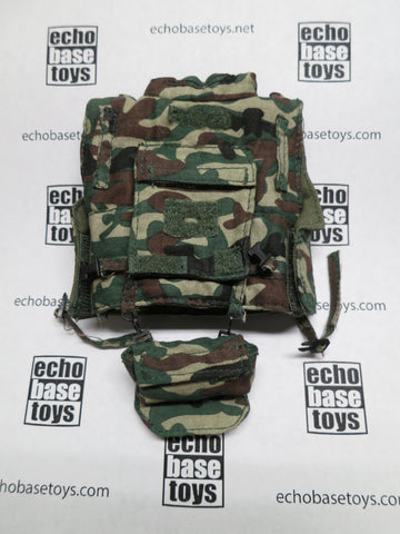 ARMOURY Loose 1/6th Modern French F2 Body Armor (CEC) #ARL1-FY100