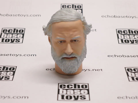 Dragon Models Loose 1/6th Head Sculpt Robert E. Lee #DRHS-ROBERT3