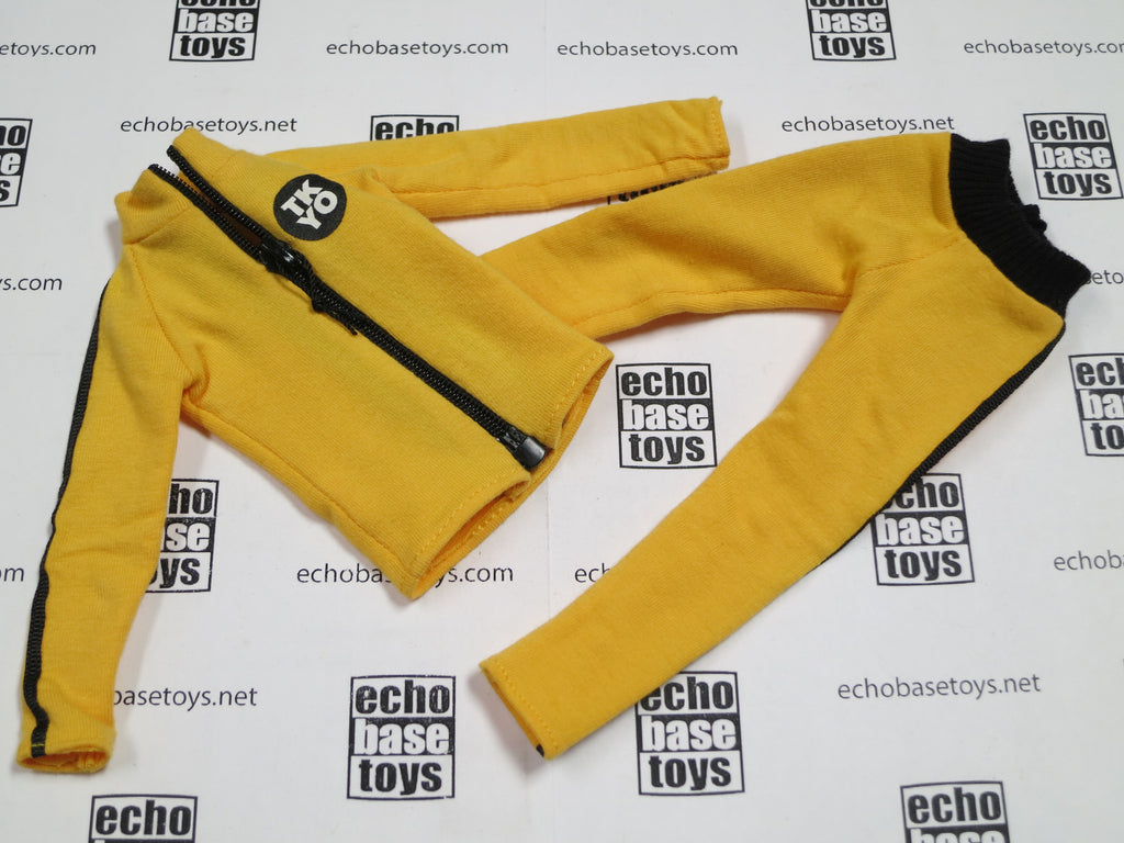 3A Loose 1/6th Track Suit (Yellow) #3AL4-U101