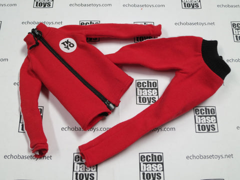 3A Loose 1/6th Track Suit (Red) #3AL4-U100
