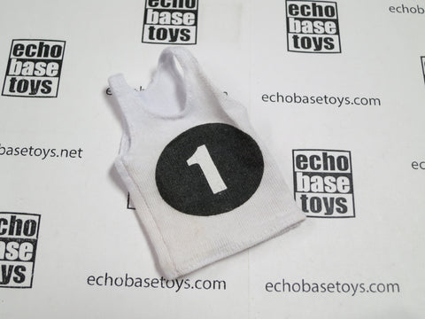 3A Loose 1/6th Tank Top (White) #3AL4-U001