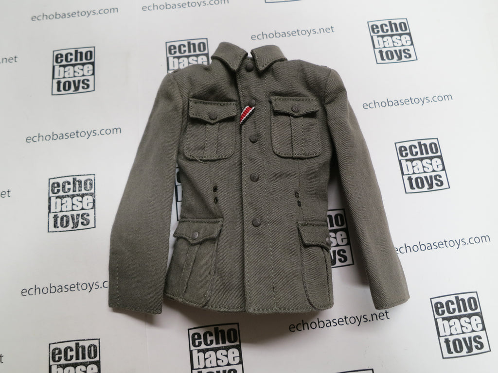 ALERT LINE 1/6 Loose WWII German M35 Uniform Tunic (Field Gray,Ribbon) WWII Era #ALL1-U600