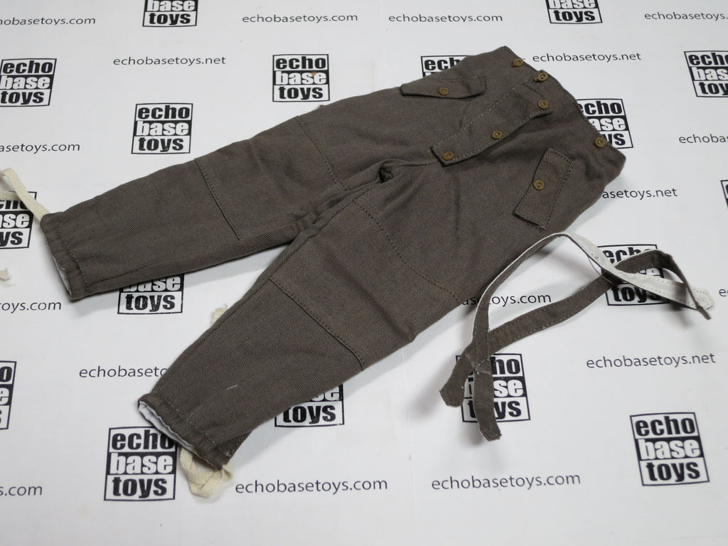 ALERT LINE 1/6 Loose WWII German Winter Pants - Reversible (Field Gray/White) WWII Era #ALL1-C500