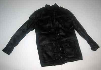 SUBWAY Loose 1/6th Long Coat Leather (Black) #SBL4-U100