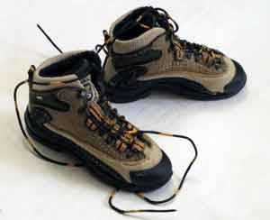 Soldier Story Loose 1/6th Asolo FSN 95 GTX Hiking Boots V.2 Modern Era #SSL4-B300A