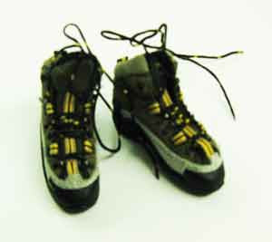 Soldier Story Loose 1/6th Asolo FSN 95 GTX Hiking Boots Modern Era #SSL4-B300