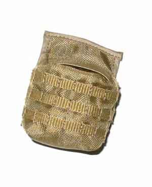 Soldier Story Loose 1/6th Dump Pouch (Khaki) #SSL4-P002