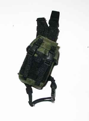 Soldier Story Loose 1/6th Drop Down Pouch (OD) #SSL4-P110