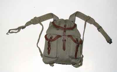 Soldier Story Loose 1/6th WWII Russian Rucksack (Small) #SSL5R-P900