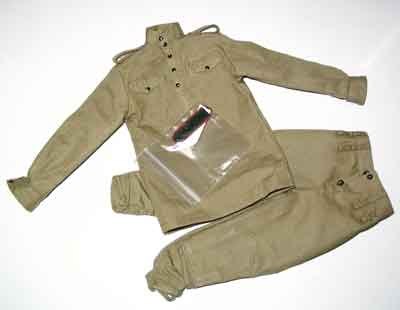 Soldier Story Loose 1/6th WWII Russian M43 Uniform #SSL5R-U100