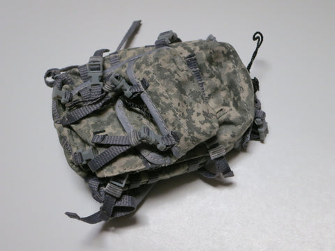 Toy Soldier Loose 1/6th ACU MOLLE Patrol Pack Modern Era #TSL4-P500