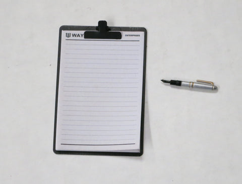 VIRTUAL TOYS Loose 1/6th Clipboard (W/Paper & Pen) #VTL4-A601