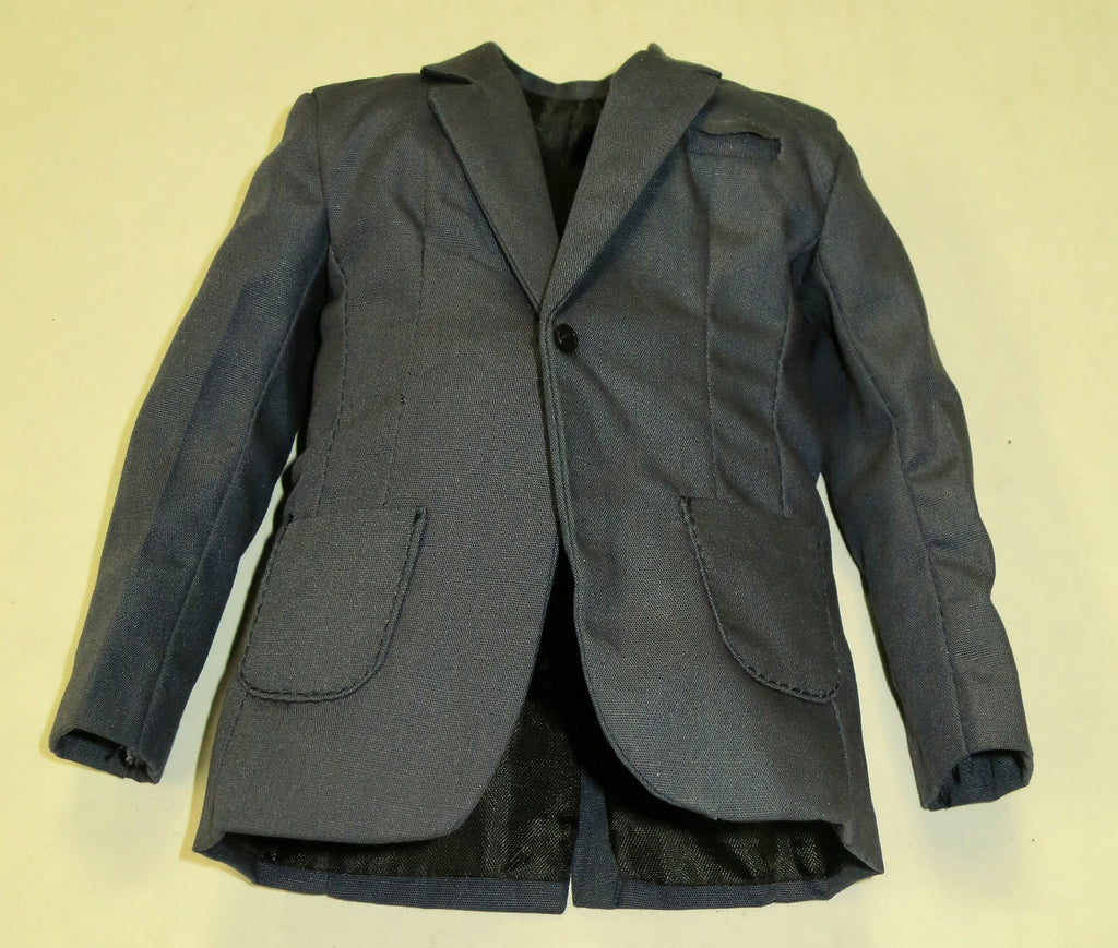 VIRTUAL TOYS Loose 1/6th Jacket (Gray-blue) #VTL4-U801