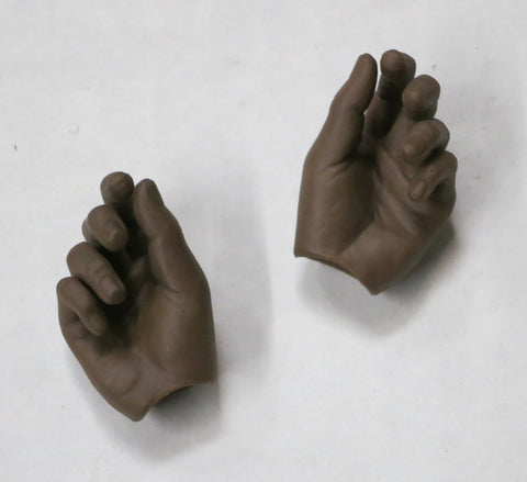 VIRTUAL TOYS Loose 1/6th Hands (AA, Pair, Writing) #VTNB-H011