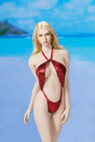 "AC PLAY 1/6 Swimming Suit Clothing Accessory Set A ""Red"" #AP-ATX016A"