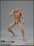 COO MODEL 1/6 Male Standard Body 2.0 Action Figure Set (Regular Height) #CM-BD001