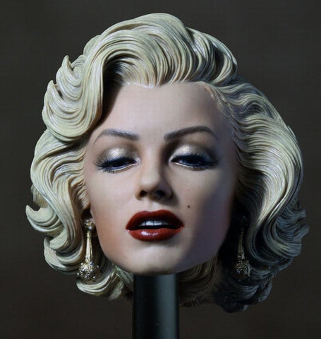 1/6 Loose Monroe Custom Head Sculpt #MISC-H026