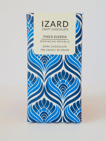 Finca Elvesia Estate Bar - Dominican Republic - 70% Dark Chocolate