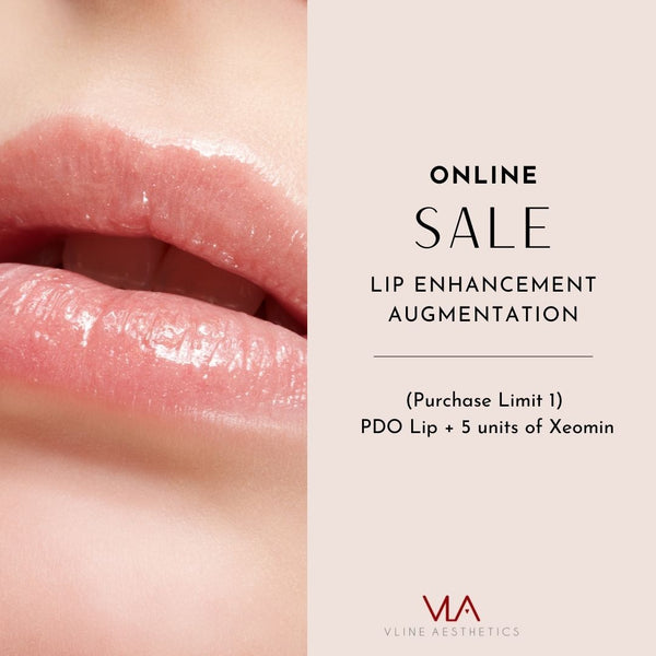 PDO Threads + 5 unit of Xeomin - Lip Enhancement Augmentation