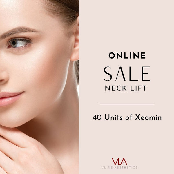 Neck Lift with Xeomin (More Pure than Botox)