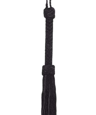 Bound Leather Blindfold